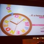 Reloj del emprendedor